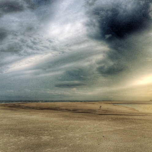 After the Storm, East Beach