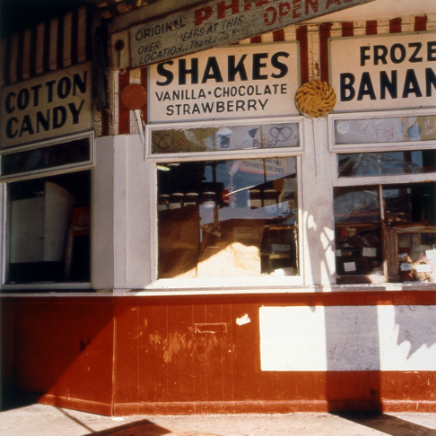 Shakes  , from the Tickets to Dreamland series. 20x20 Chromogenic print. Limited edition 2/10