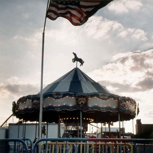 Carousel  , from the Tickets to Dreamland series. 20x20 Chromogenic print. Limited Edition 3/10