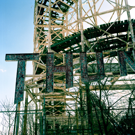Thunderbolt II  , from the Tickets to Dreamland series. 20x20 Chromogenic print. Limited Edition 3/10.