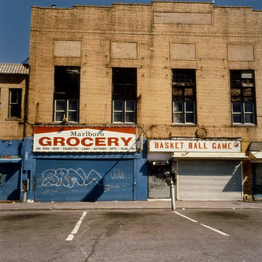 Marlboro Grocery,   from the  Tickets to Dreamland  series.  20x20 Chromogenic print.  Limited Edition 2/10.