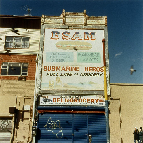 BSAM  , from the  Tickets to Dreamland  series. 20x20 Chromogenic print. Limited Edition 2/10.