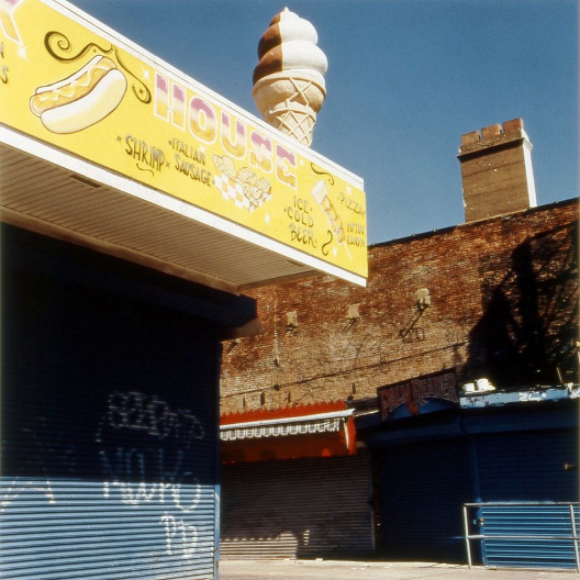 Hot Dog House  , from the  Tickets to Dreamland  series. 20x20 Chromogenic print. Limited Edition 4/10.
