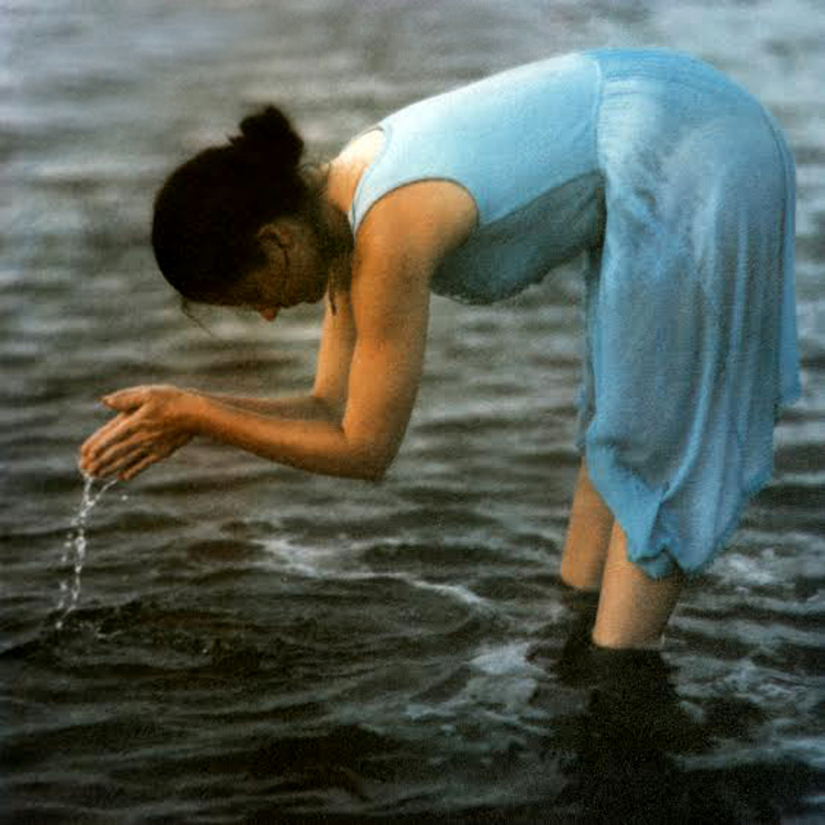 Wading 2014 , ©Diana H. Bloomfield