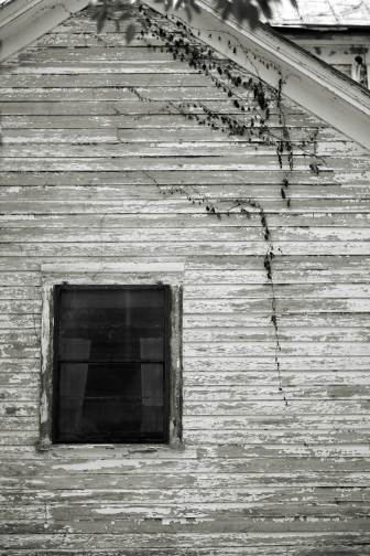 Lawsonville Avenue House, Reidsville NC,  from the  Southland  series.  Limited Edition 1/5.  Pigment Print.