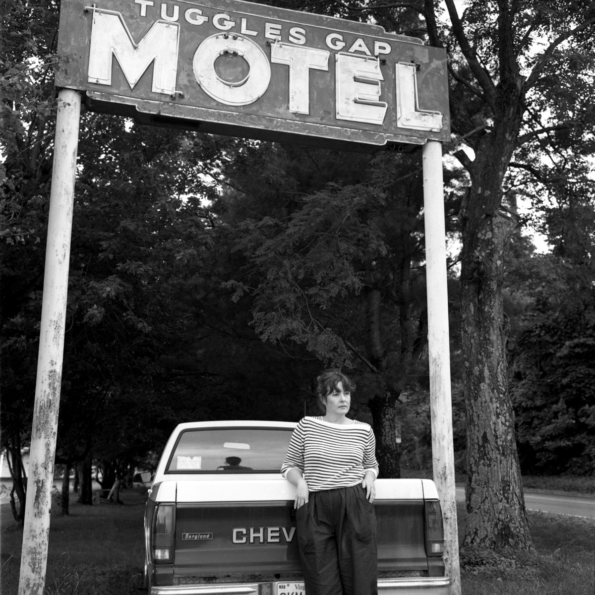 Tuggles Gap Motel,  from the  Southland  series. Archival pigment print.  Limited Edition 3/20.