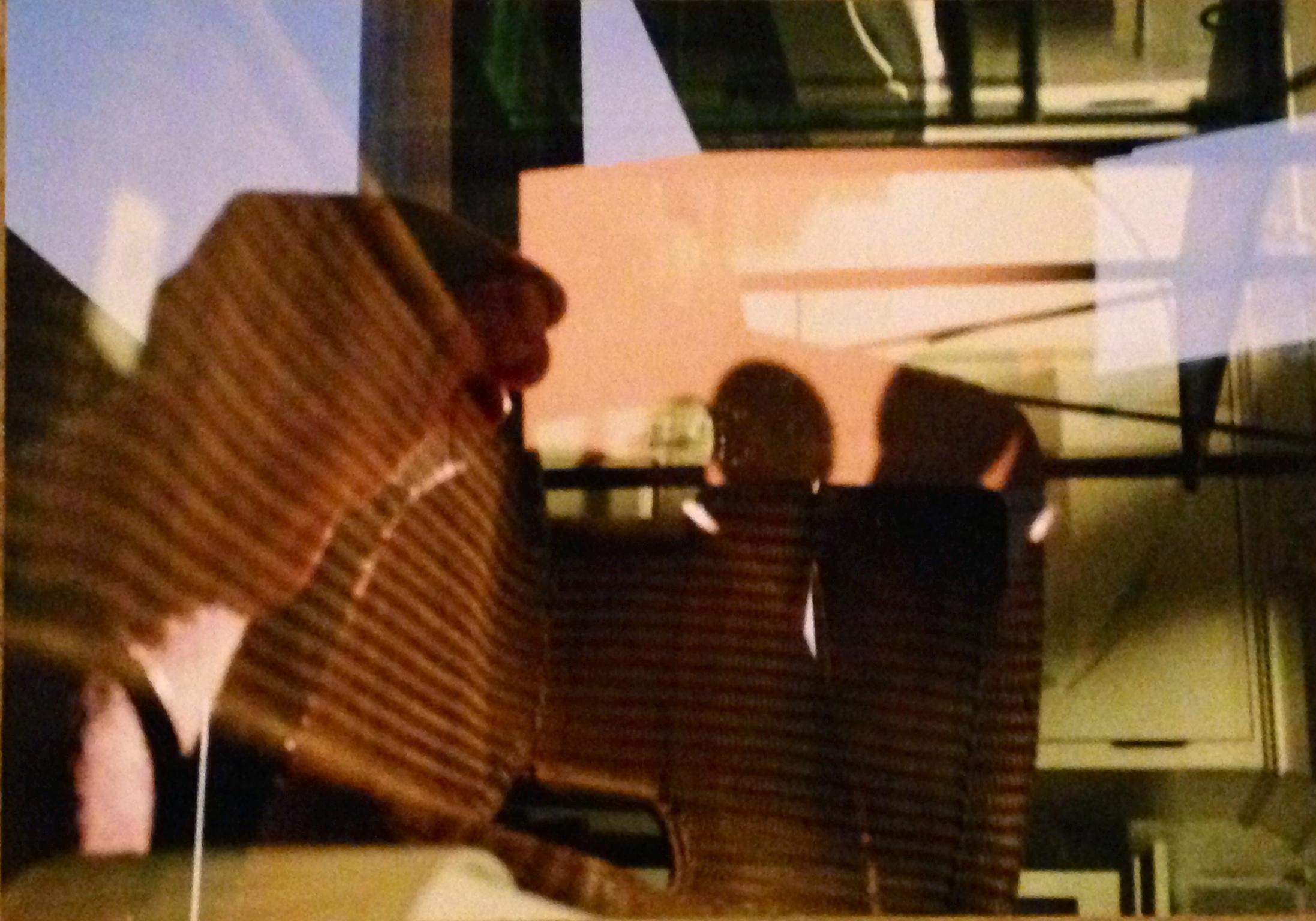 Double Exposure Series , London - Chicago , 2011
