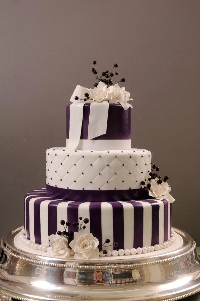 Gardenia Wedding Cakes