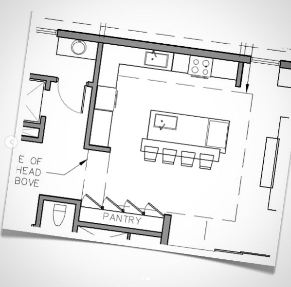 Kitchen Plan Before