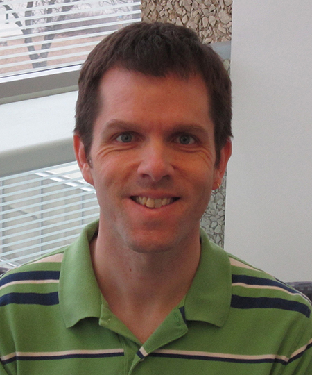 Dr. David Senchina, Drake University   Distinguished Iowa Science Teaching