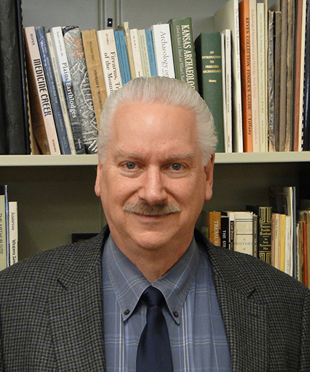 Dr. Joseph Tiffany, University Wisconsin-La Crosse   Distinguished Fellow