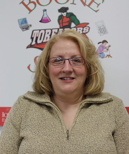Shelly Vanyo  Boone High School   General/Multiple Science