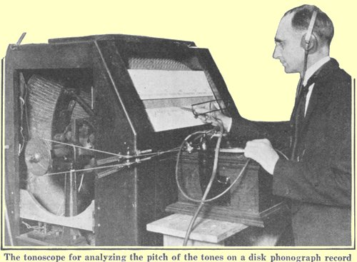 Photo from University of Houston article in Engines of Our Ingenuity at www.uh.edu/engines/epi1736.htm. Original photo from 1922 Scientific American magazine article.