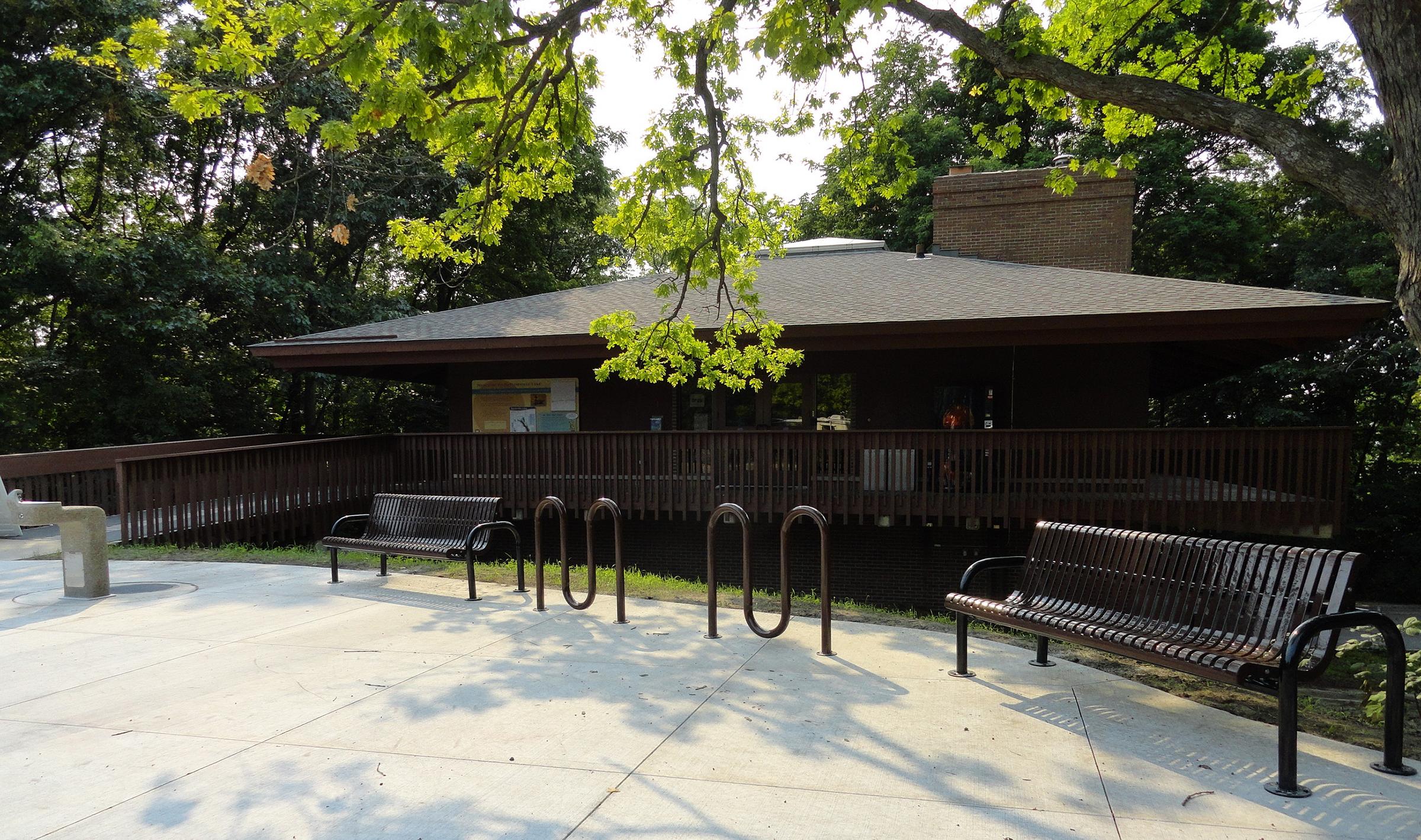 Saylorville Lake Visitor Center