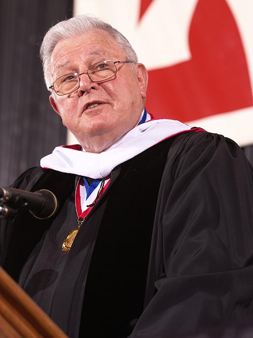 Donald M. Huffman, 1980 - 1981