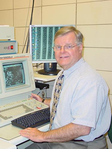 Harry T. Horner, Ph.D. Department of Botany Iowa State University  Distinguished Iowa Scientist