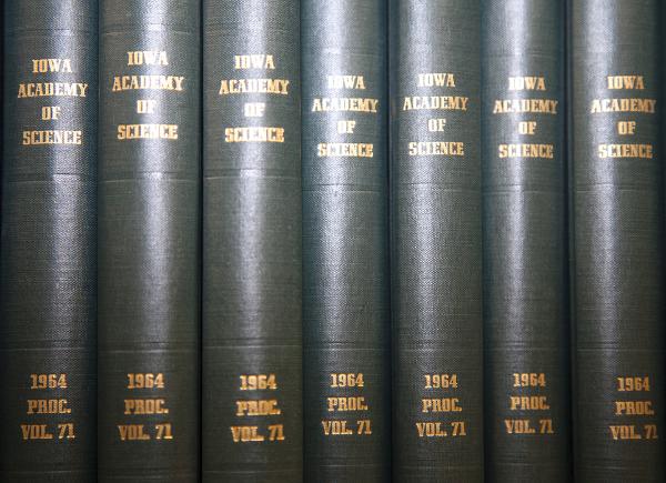 Hardbound IAS Journals Printed in 1964