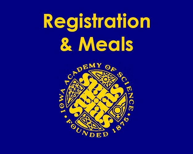 Conference Menu and Registration