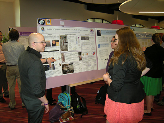 Explaining Research Project