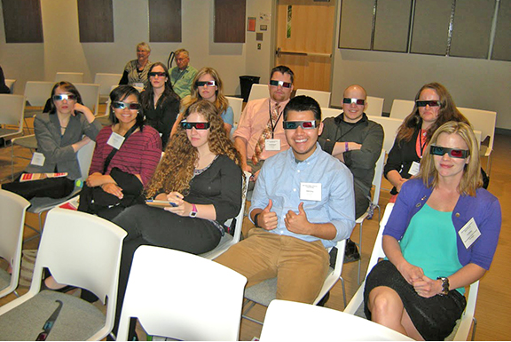 3-D Viewing of Pluto