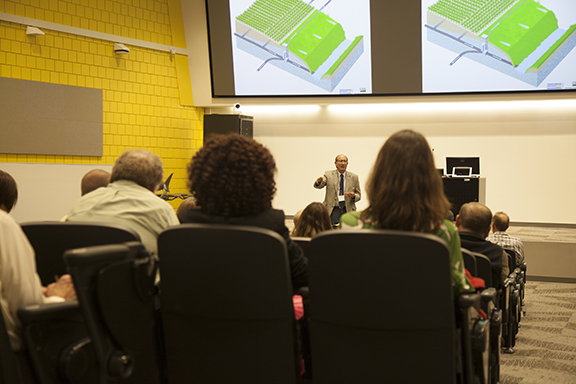 Symposium - Iowa's Water Quality: Scientific Solutions and Legislative Trends
