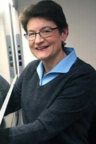 Dr. Pat Singer Simpson College Indianola  Distinguished Iowa Science Teaching