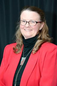 Kata McCarville President Elect Upper Iowa University