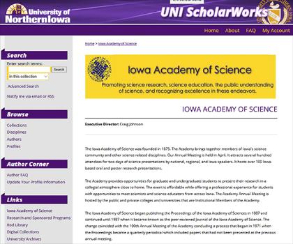 UNI ScholarWorks IAS page-WEB.png
