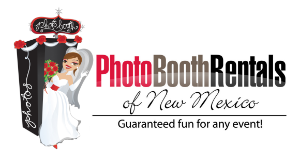 Albuquerque wedding reception photo booth rentals