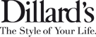 Dillard's for your bridal registry