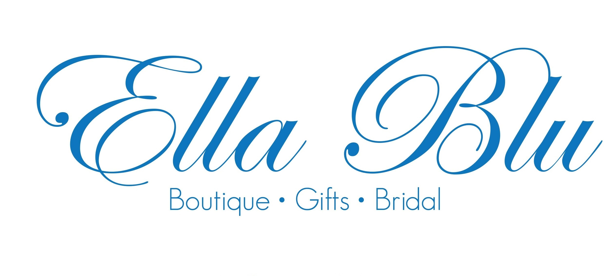 Ella blu boutique    Bridal Gowns in El Paso, TX