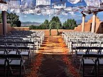 hacienda dona andrea de santa fe - for spectacular wedding and reception on a private estate outside of santa fe