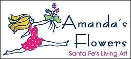 Amanda's FLowers Santa Fe's floral wedding pro