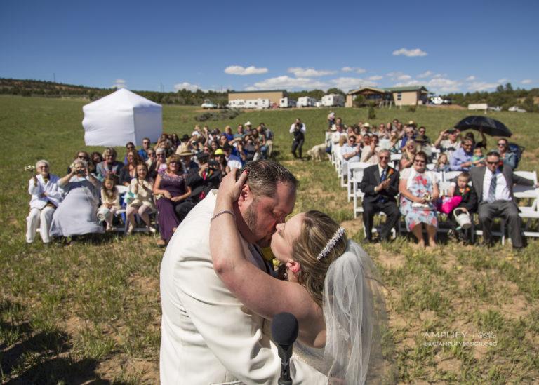 Melissa + Jerrome's el vado wedding weekend