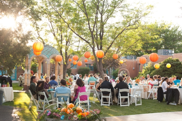 Albuquerque wedding ceremony / reception venue.