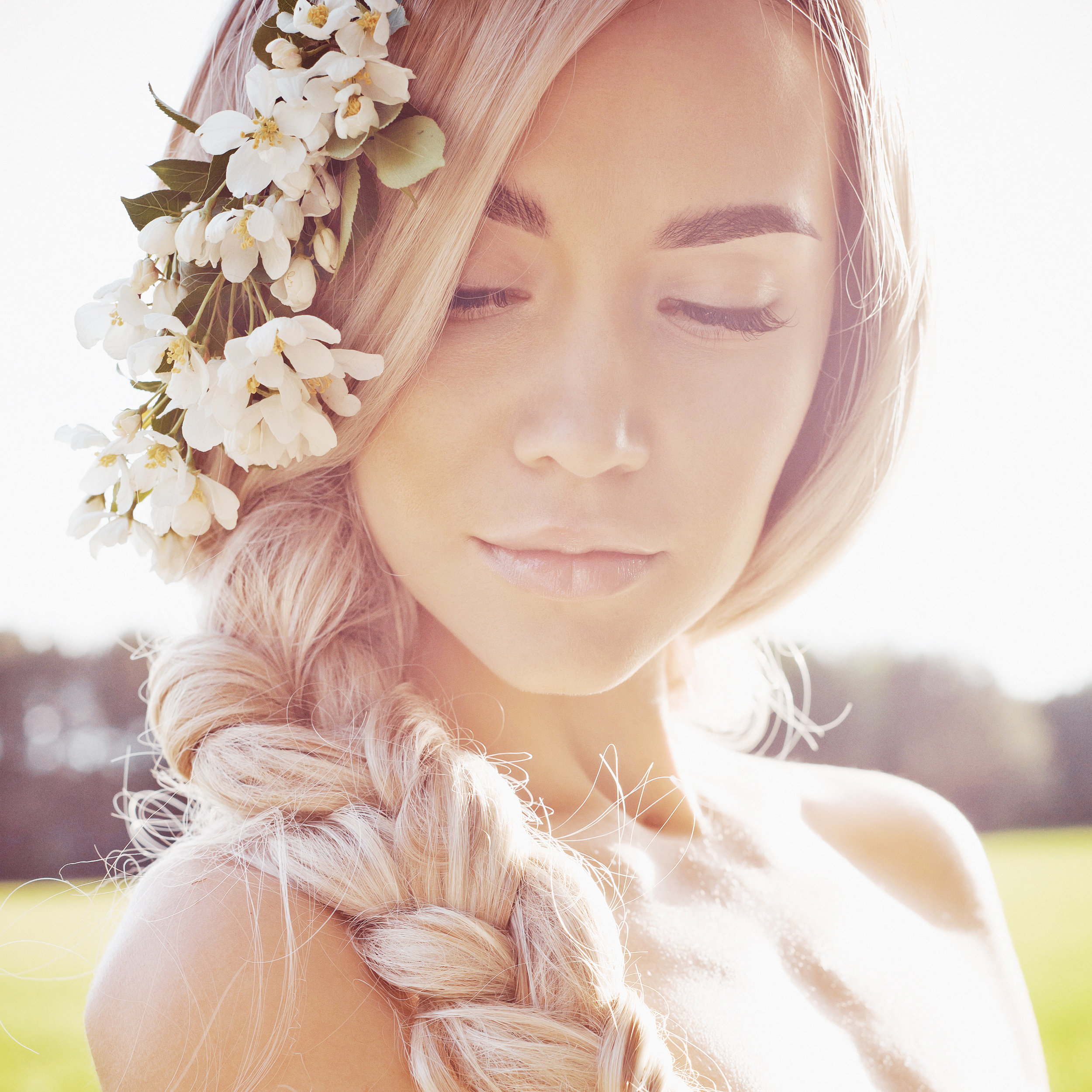 Maid of honor hairstyles