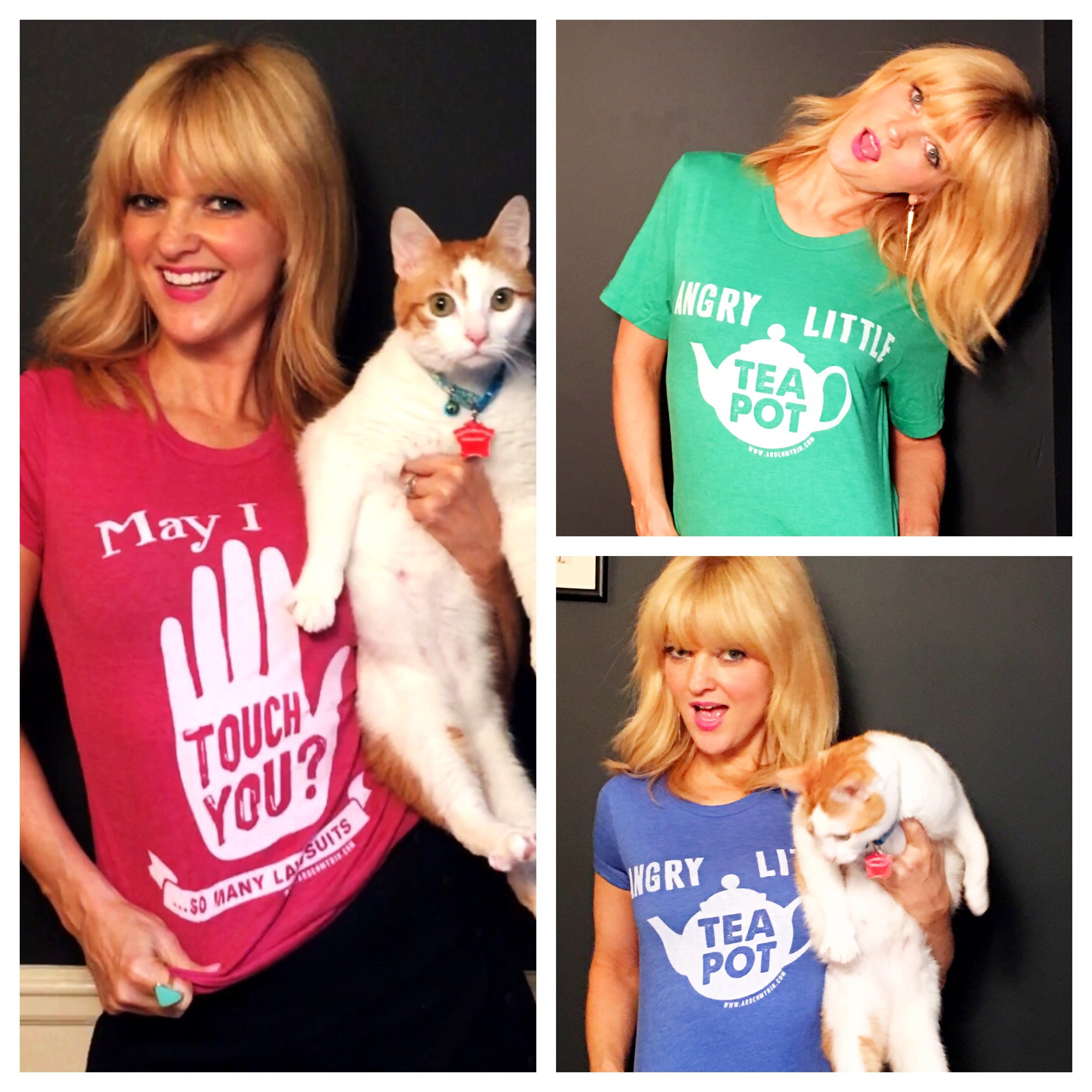 Get your shirts today!  - Shirts for purchase in my brand new shop my bunnies!