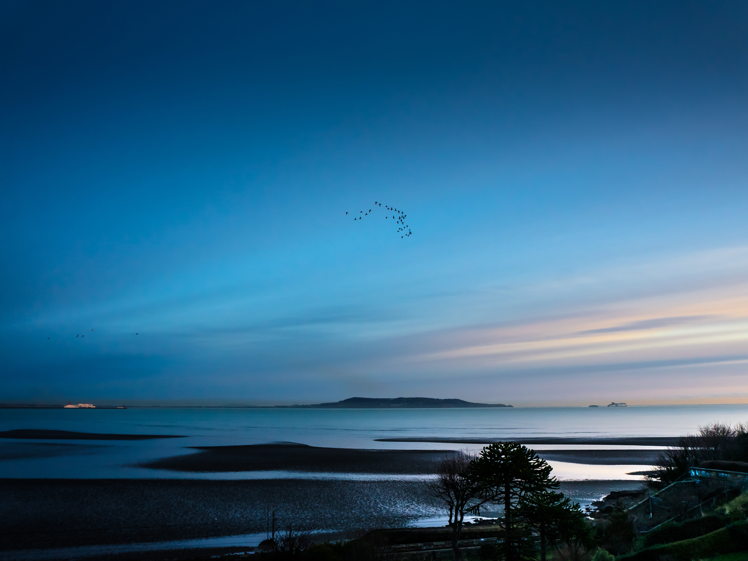 Dawn view from Blackrock