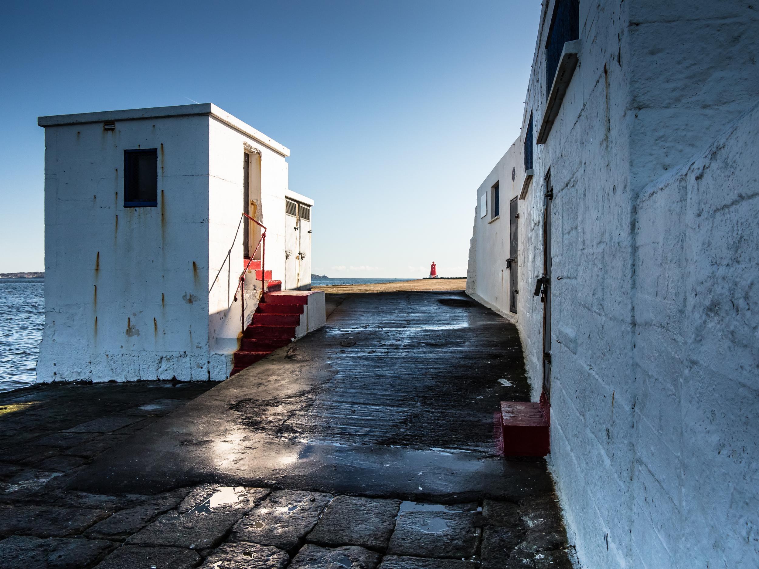 South Dock pier