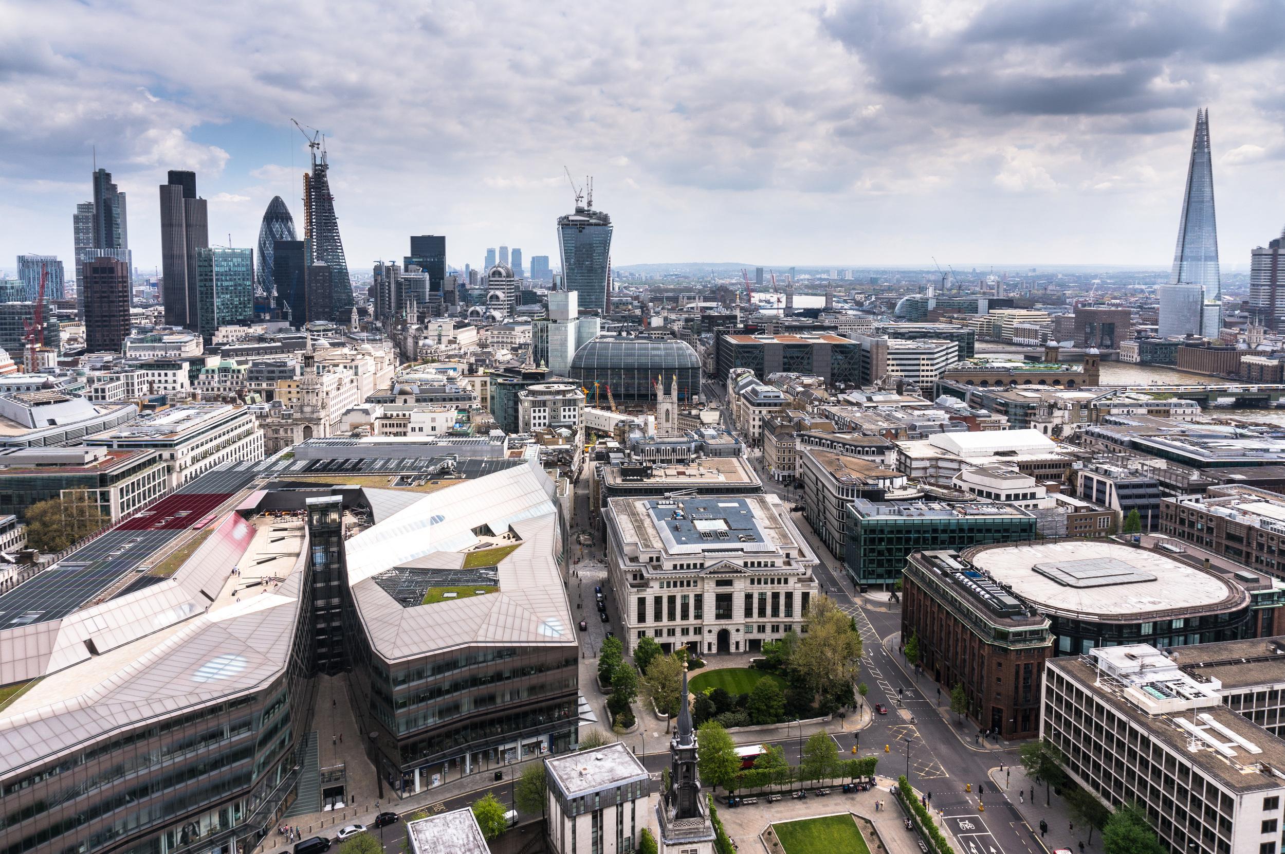 London vista