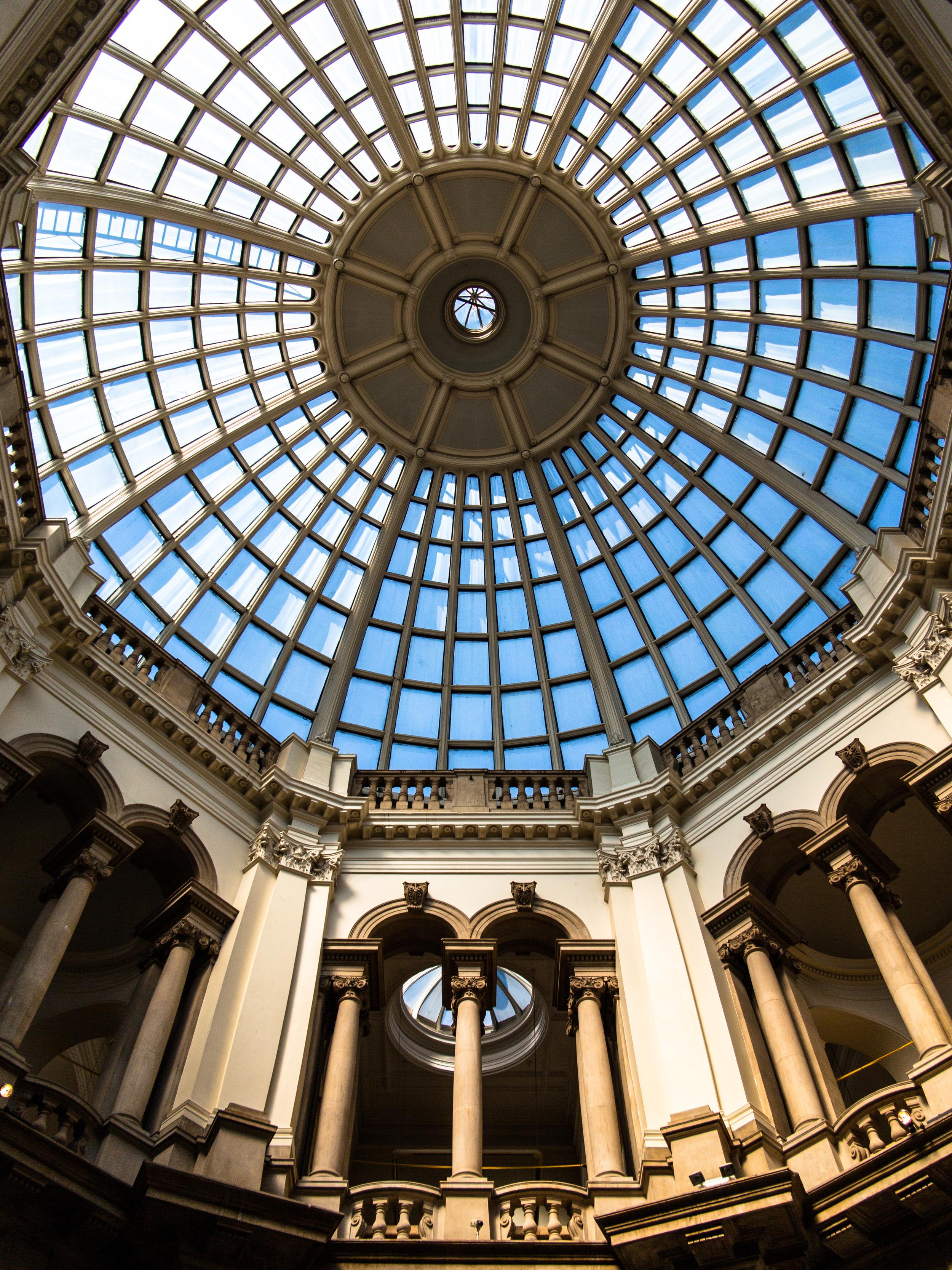 Tate Britain dome