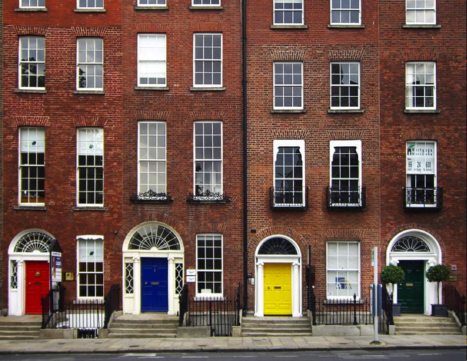 Georgian Dublin (photo blog.esl.ch - Mikel Ortega)
