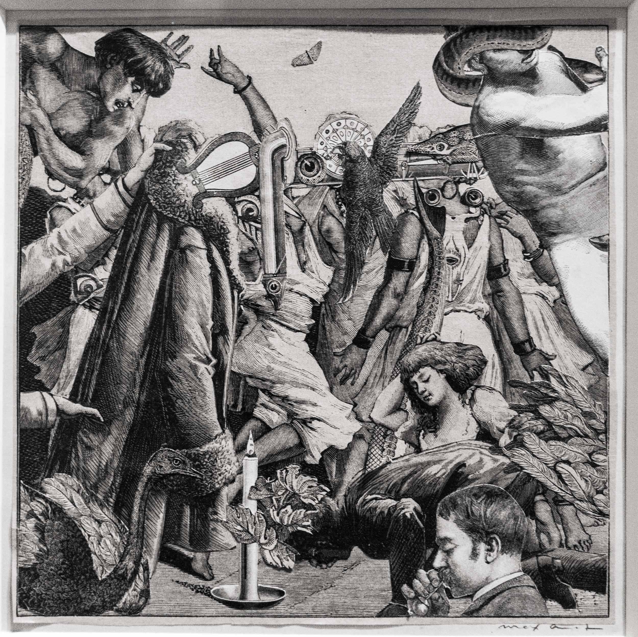 Irascible Women by Max Ernst