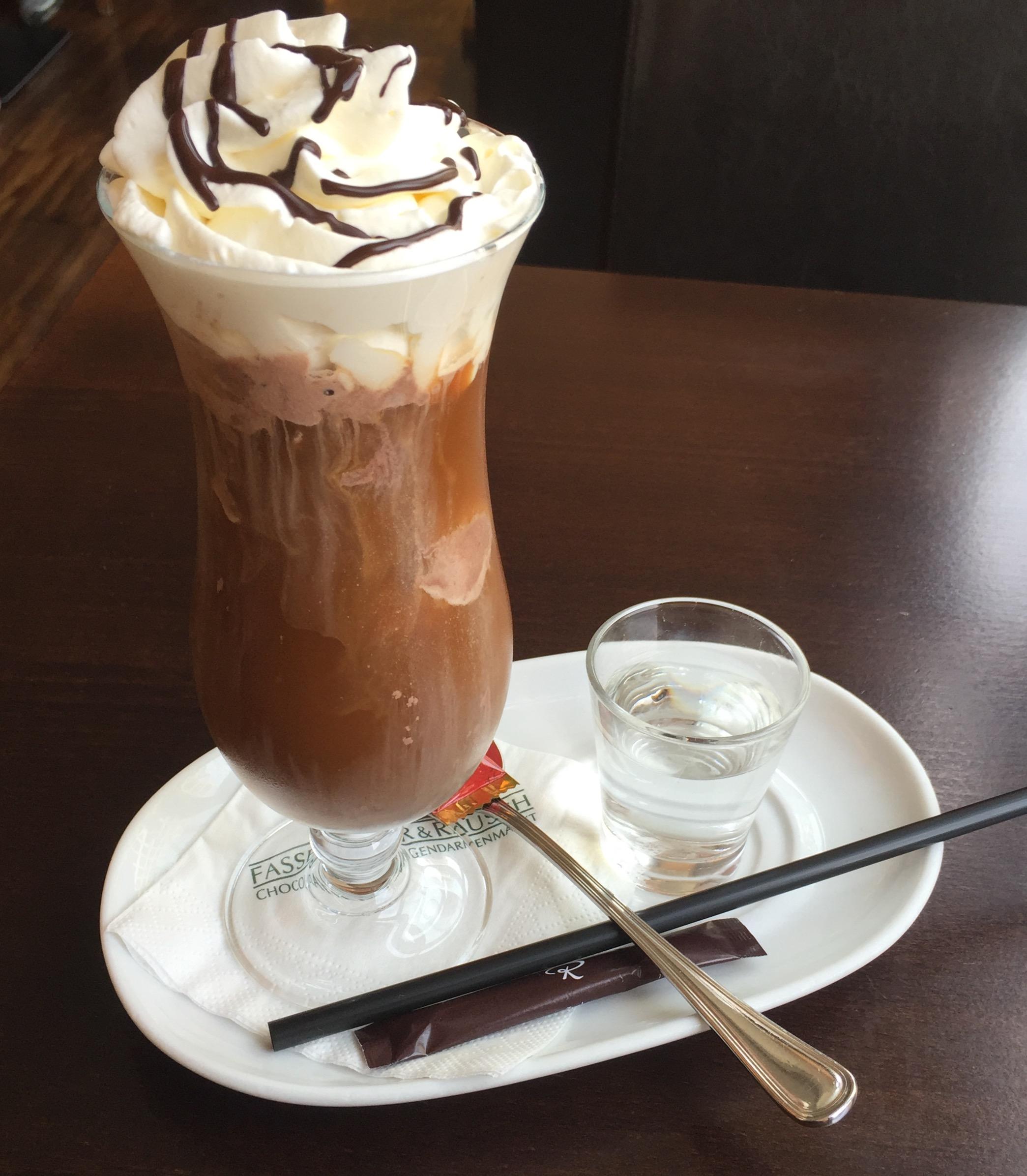 Chocolate EisKaffee