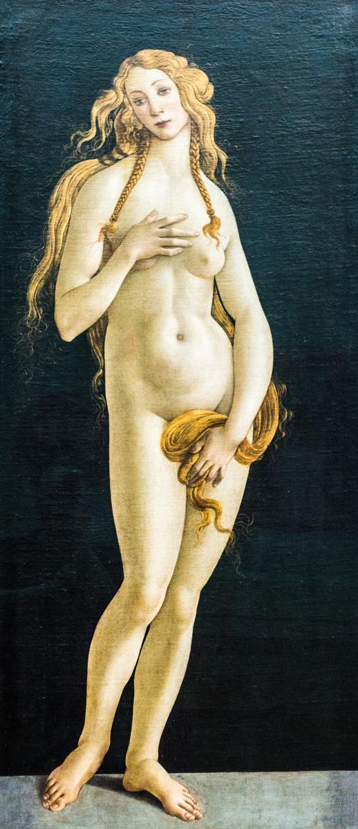 Botticelli - Venus