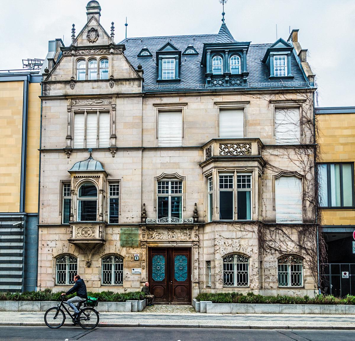 Photographic archive building near KulturForum