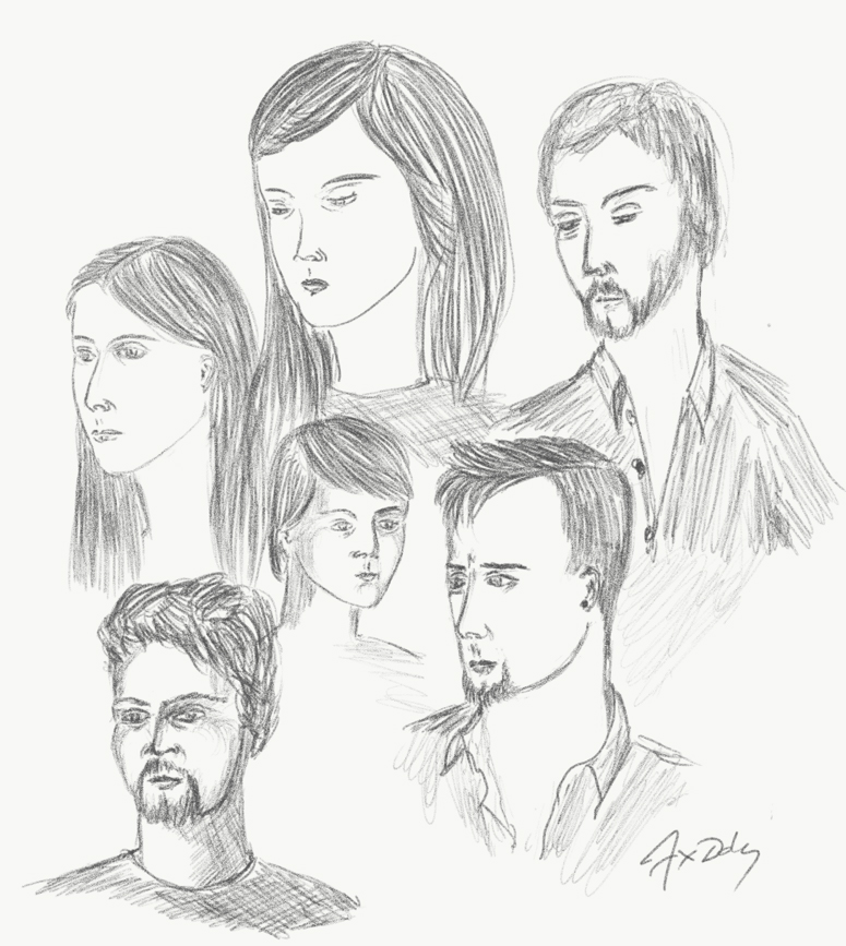 5-minute Sketches