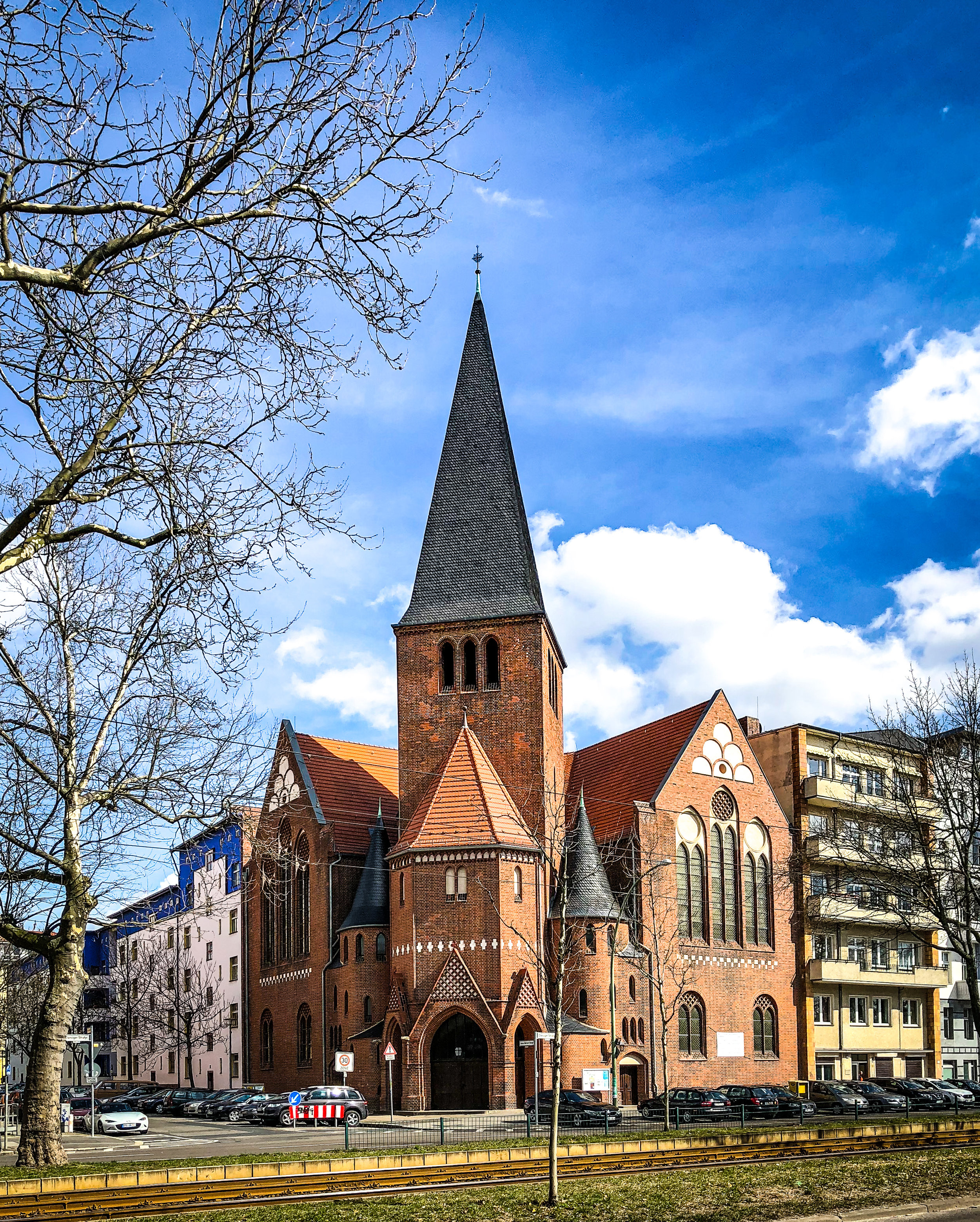 Church on Denziger straße