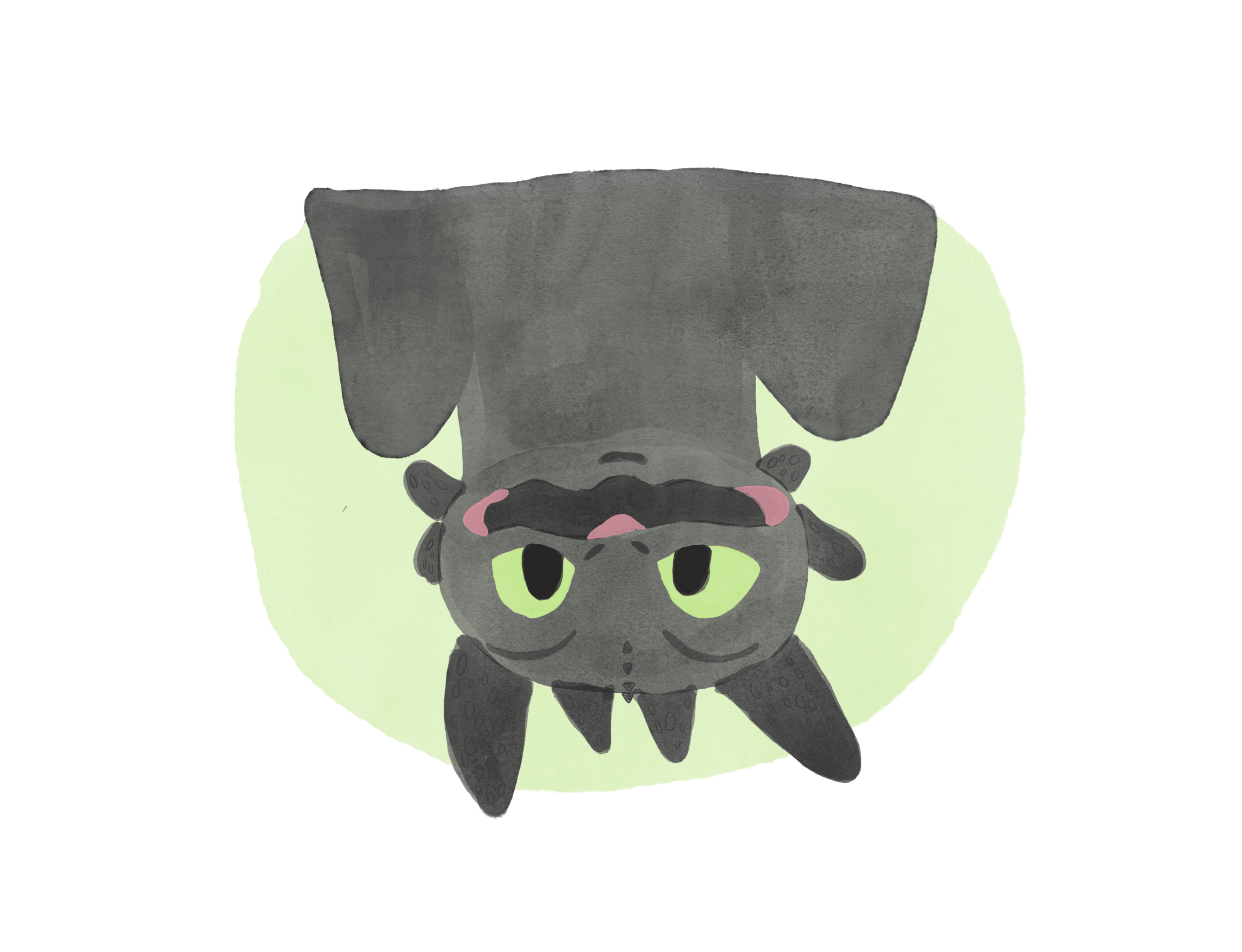 Day 27 - Toothless.png