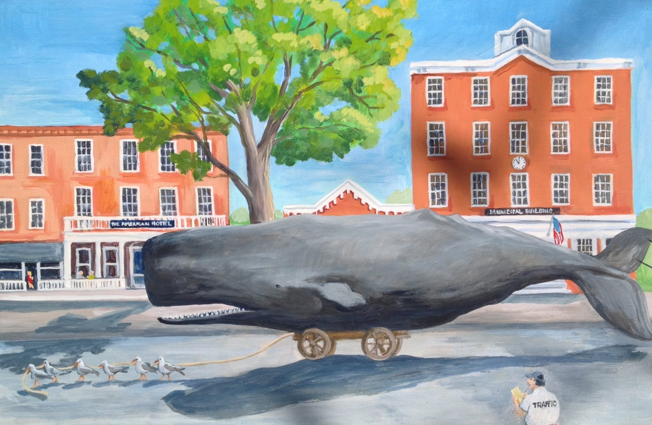Barbara Thomas,  Whale Parade